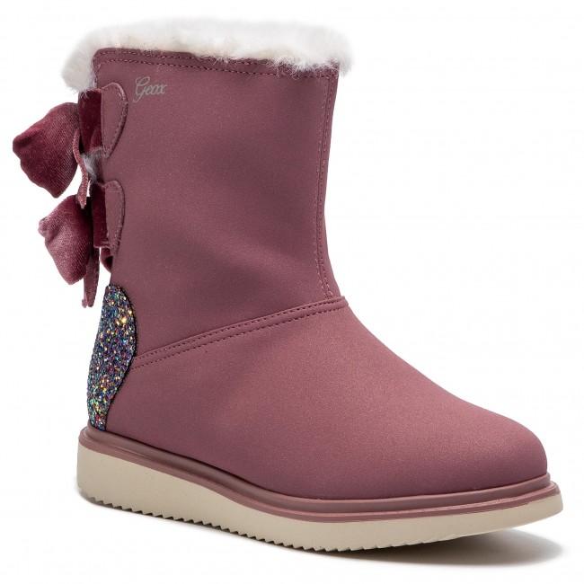f29bfd6681 Knee High Boots GEOX - J Thymar G. A J844FA 000QD C8006 D Dk Pink ...