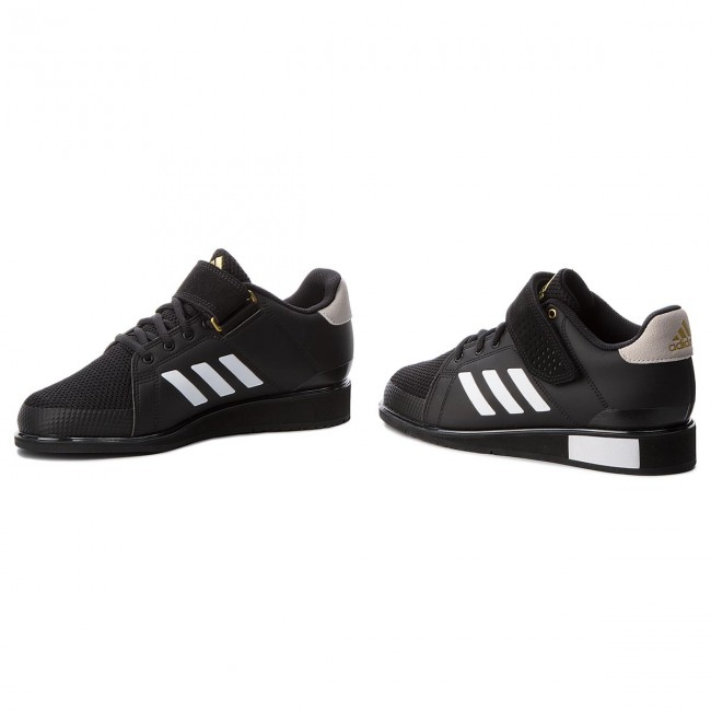 newest collection 42d3e f7091 Shoes adidas - Power Perfect III BB6363 Core Black Ftwr White Matte Gold