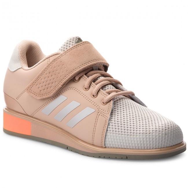 59e65e592e3 Shoes adidas - Power Perfect III DA9882 Pink Chalk Pearl Chalk Pearl Ash  Pearl