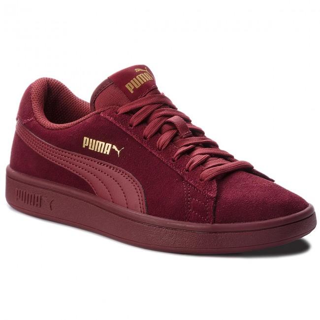 dcc3e8de1f16 Sneakers PUMA - Smash V2 364989 20 Pomegranate Pomegranate Pom ...