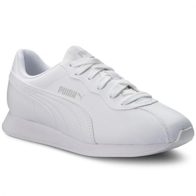 bac9ed6813f Sneakers PUMA - Turin II 366962 03 Puma White/Puma White - Sneakers ...