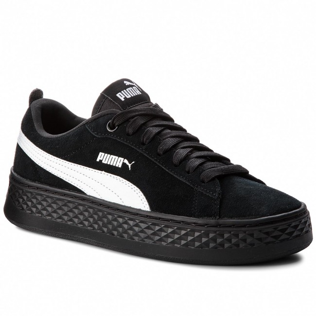 a9249c8b624 Sneakers PUMA - Smash Platform Sd 366488 02 Puma Black Puma White ...