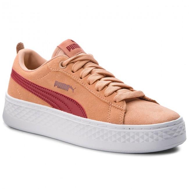 online retailer 8d841 7dfb9 Sneakers PUMA. Smash Platform Sd 366488 05 Dusty Coral Pomegranate