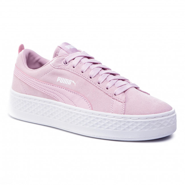 Sneakers PUMA Smash Platform Sd 366488 06 Winsome OrchidWinsom Orchid