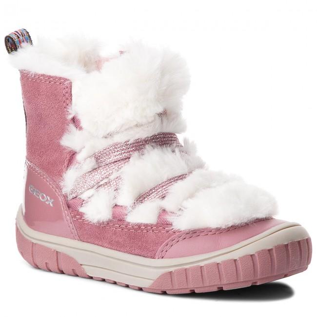 Knee High Boots GEOX - B Omar G. A B842GA 00022 C8006 S Dk Pink ... 1ed435e946d