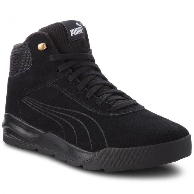 ce4f83063d5a2a Sneakers PUMA - Desierto Sneaker 361220 02 Puma Black Puma Black ...
