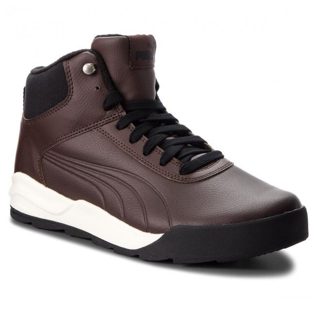 061014e5f36b31 Sneakers PUMA - Desierto Sneakers L 362065 03 Brown Chocolate Brown ...