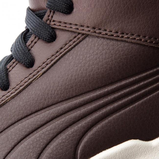 181641c2da67 Sneakers PUMA - Desierto Sneakers L 362065 03 Brown Chocolate Brown ...