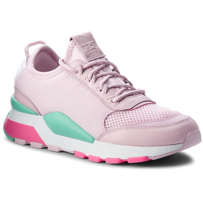 d02fdcf4aec Sneakers PUMA - Rs-0 Play 367515 04 Win Orchid Biscay Green P White ...