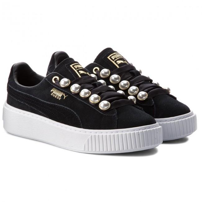 Sneakers PUMA - Suede Platform Bling Wn