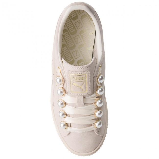 Sneakers PUMA Suede Platform Bling Wn's 366688 02 Whisper