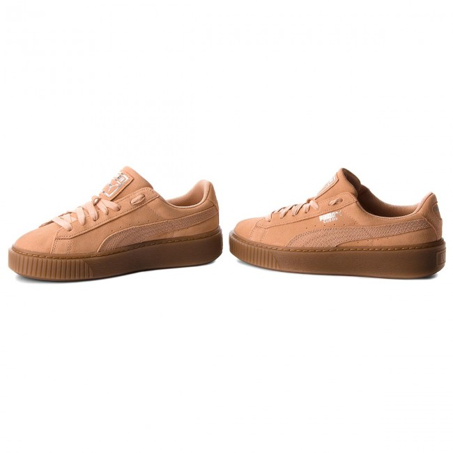 Sneakers PUMA - Suede Platform Animal