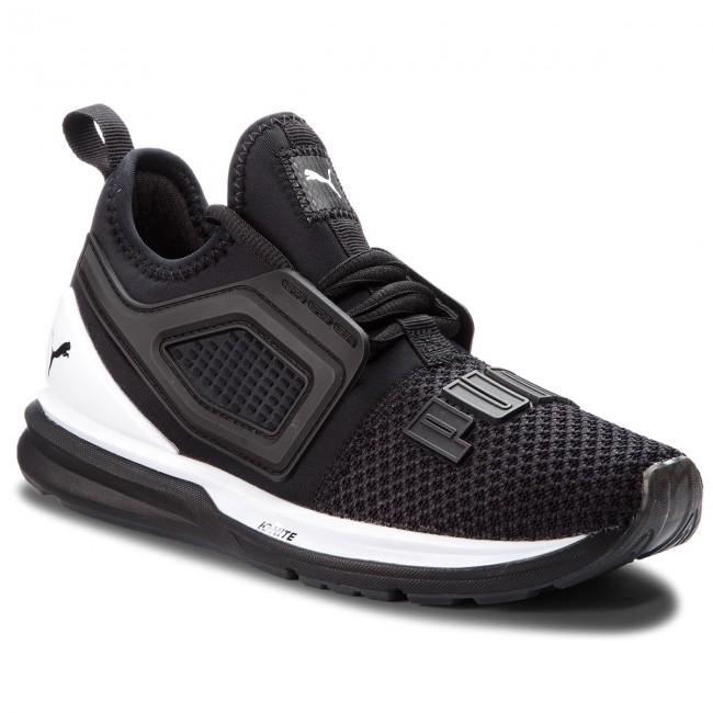 cd881a47771 Sneakers PUMA. Ignite Limitless 2 Jr 191457 01 Puma Black Puma Black