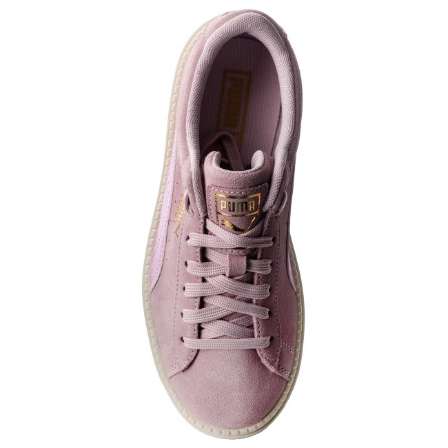 9ccf727caec7 Sneakers PUMA - Suede Platform Trace Jr 366826 02 Winsome Orchid Orchid -  Sneakers - Low shoes - Women s shoes - www.efootwear.eu
