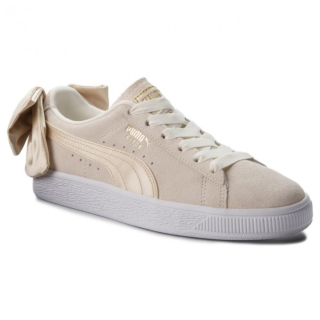 Sneakers PUMA - Suede Bow Varsity Wn s 367732 03 Marshmallow ... 8e6965f9c