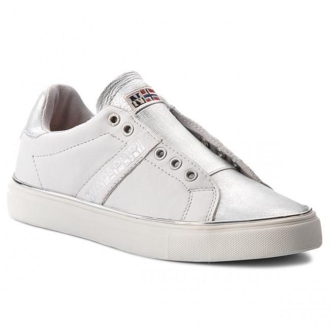 Sneakers NAPAPIJRI - Alicia 16771592 White/Rose Gold N06 8csNXGoH