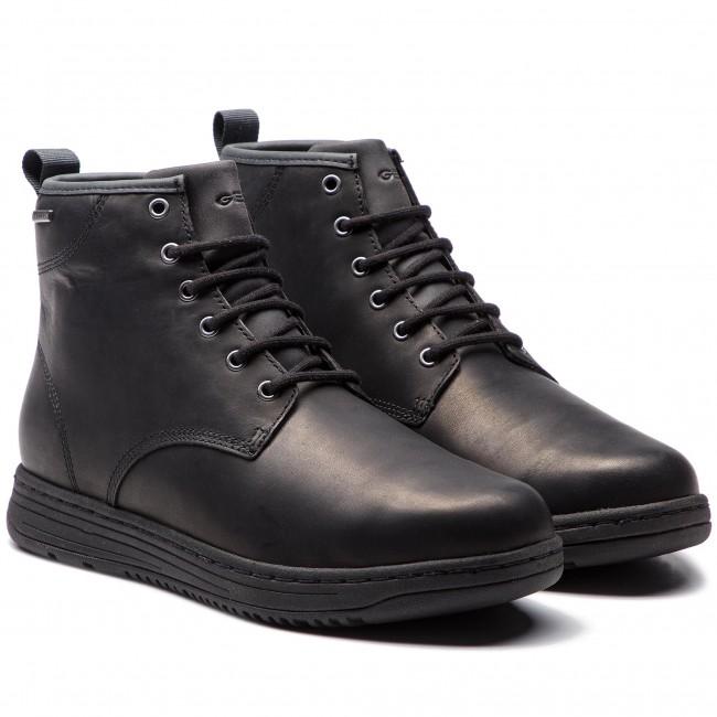 U845xc Abroad High Black U Geox C9999 Knee 00043 Abx Boots C B XPZN0Owk8n