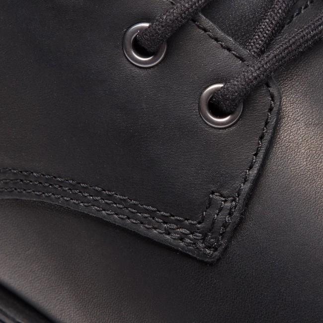 Knee High Boots GEOX - U Abroad B Abx C U845XC 00043 C9999 Black ... 92433f95e9e