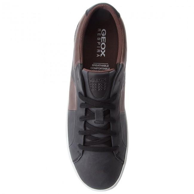 Sneakers GEOX U Smart B U84X2B 00043 C0630 Black