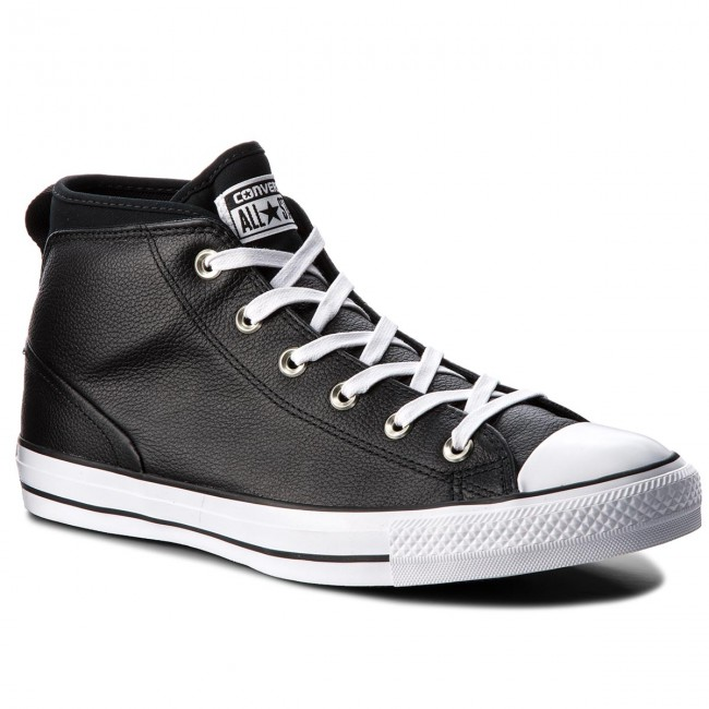 40dd1593720c89 Sneakers CONVERSE - Ctas Syde Street Mid 157537C Black Black White ...