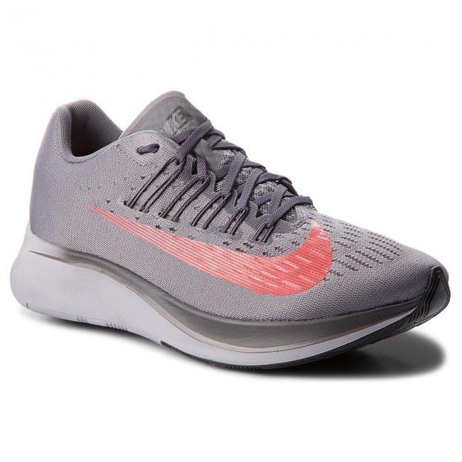 40d2b706dbe Shoes NIKE - Zoom Fly 880848 004 Gunsmoke Bright Crimson - Indoor ...