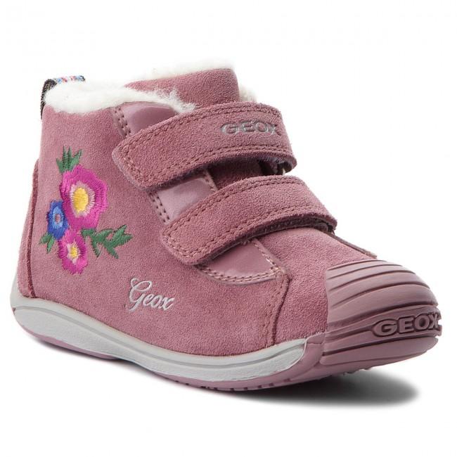 40252397a95a Boots GEOX - B Toledo G. C B8446C 022HI C8006 Dk Pink - Boots - High ...