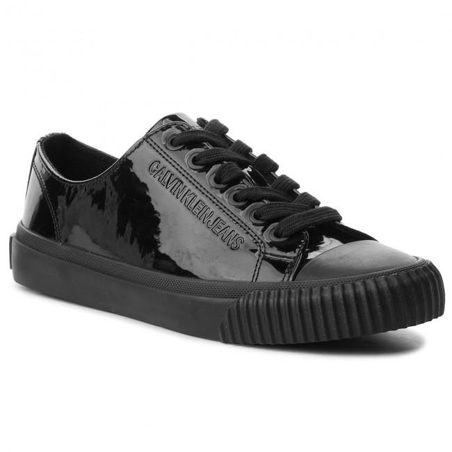 61e19775ae2 Sneakers CALVIN KLEIN JEANS - Ireland R0775 Black - Sneakers - Low ...