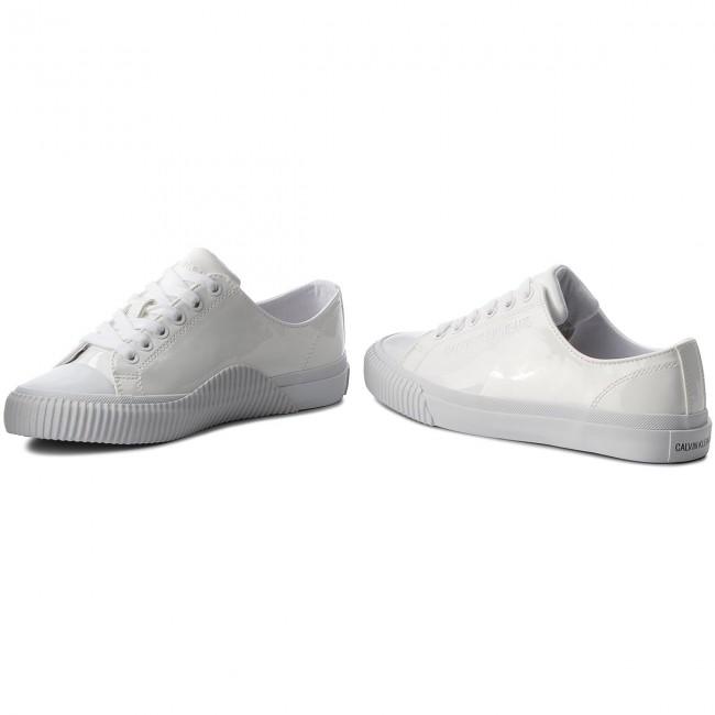 CALVIN Sneakers JEANS KLEIN White R0775 Ireland RwBZqdw