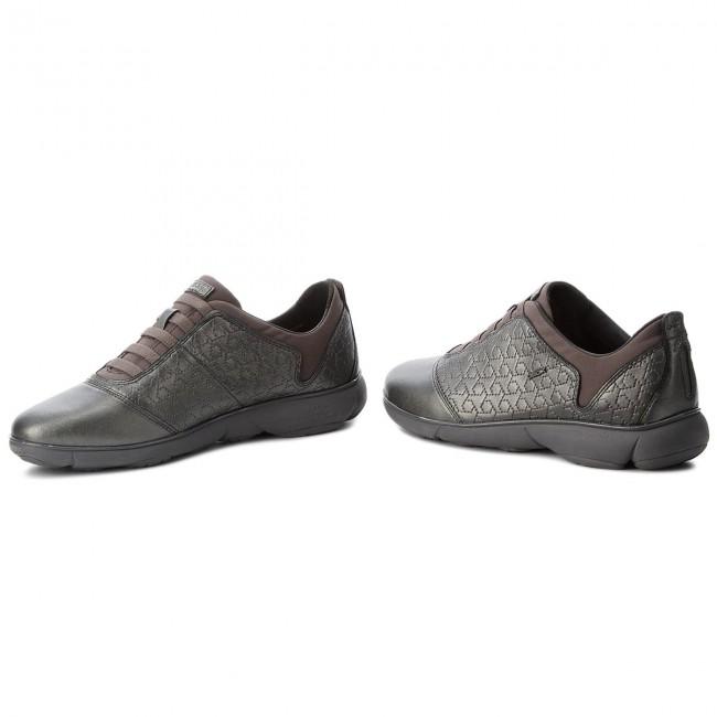 Shoes GEOX D Nebula C D621EC 000BV C1357 Gun GbLpQ