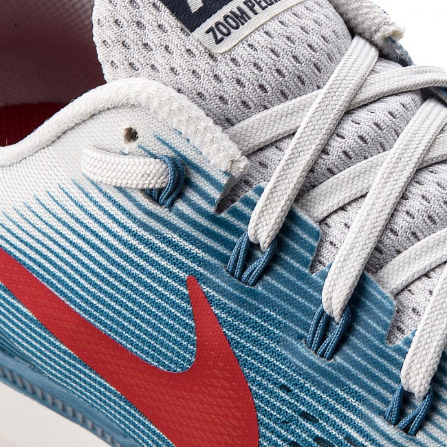 separation shoes 6dcba 23a46 Shoes NIKE - Air Zoom Pegasus 34 880555 016 Vast Grey University Red