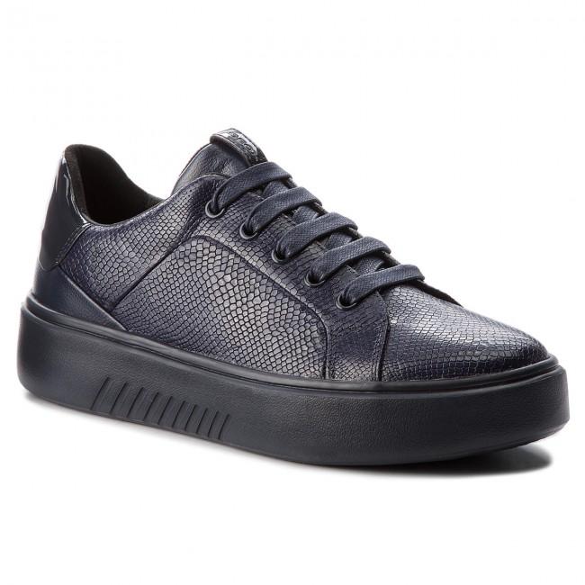 Sneakers GEOX - D Nhenbus A D828DA 09DHH C4078 Navy Dk Navy ... 38c4b419e56