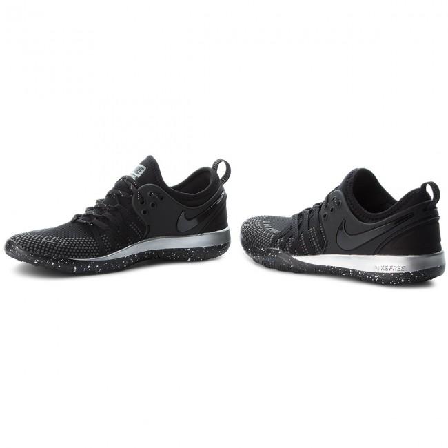 f9f0be97f245 Shoes NIKE - Free Tr 7 Selfie AH5734 001 Black Black Chrome ...