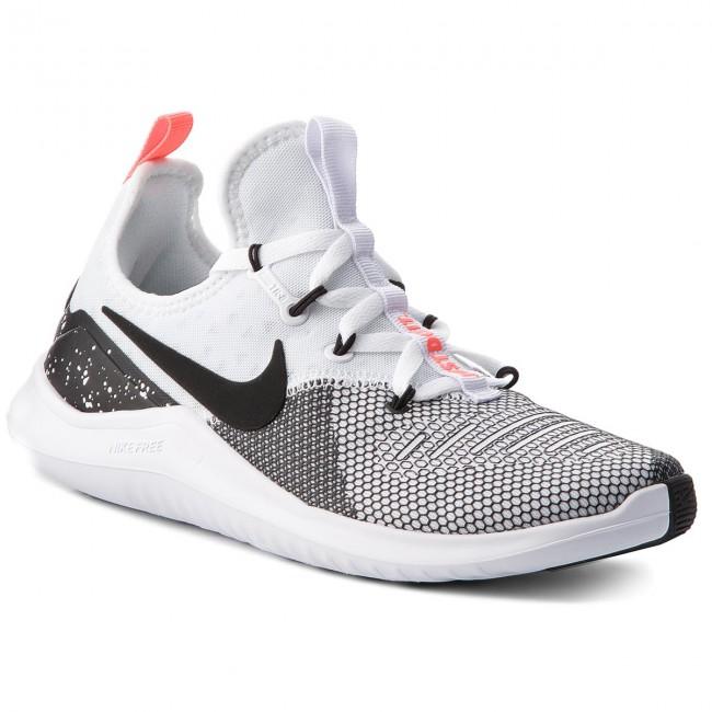 bad9ecd1beb4 Shoes NIKE - Free Tr 8 942888 101 White Black Total Crimson ...
