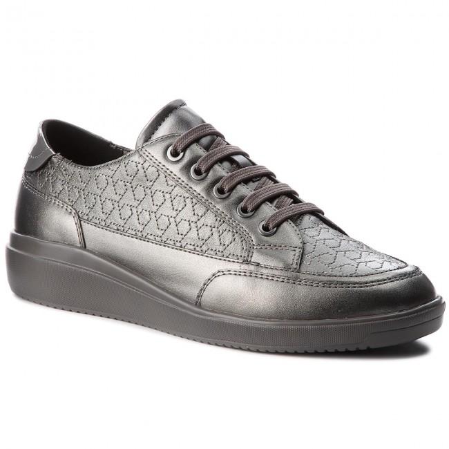 c626c1bc507d6 Sneakers GEOX - D Tahina C D84BDC 0NFBV C1115 Graphite - Sneakers ...