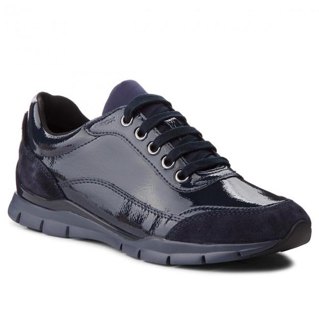 Sneakers GEOX D Sukie B D84F2B 0DE22 C4002 Navy