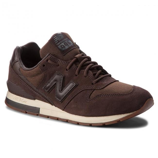 f106e56f7e26e Sneakers NEW BALANCE - MRL996SG Brown - Sneakers - Low shoes - Men s ...