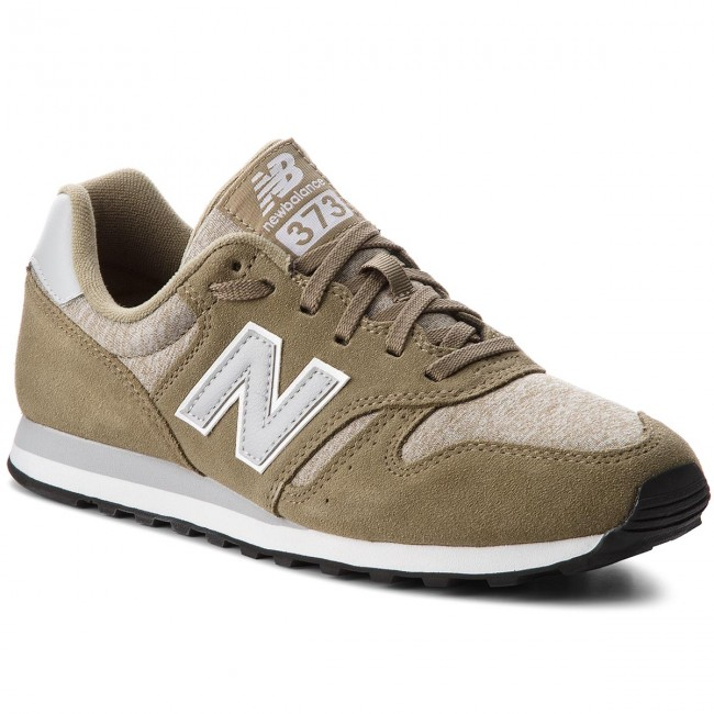 Sneakers NEW BALANCE - ML373CJR Green - Sneakers - Low shoes - Men s ... 02ba8bba93