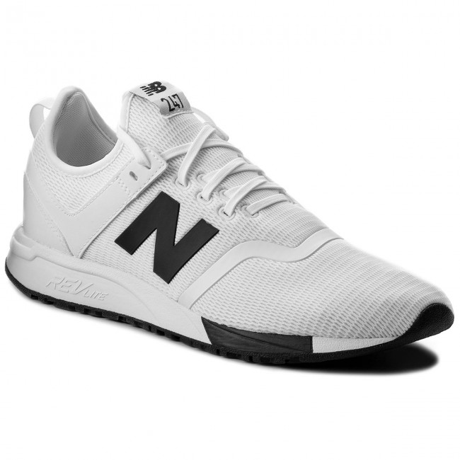 Sneakers NEW BALANCE - MRL247D3 White - Sneakers - Low shoes - Men s ... 1b47993409c