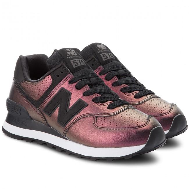 Sneakers NEW BALANCE - WL574KSB Dark Red