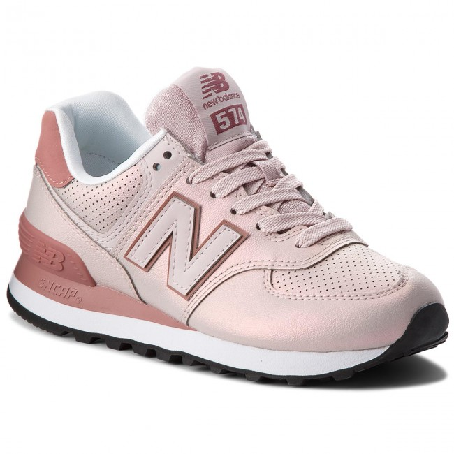 Sneakers NEW BALANCE - WL574KSE Pink