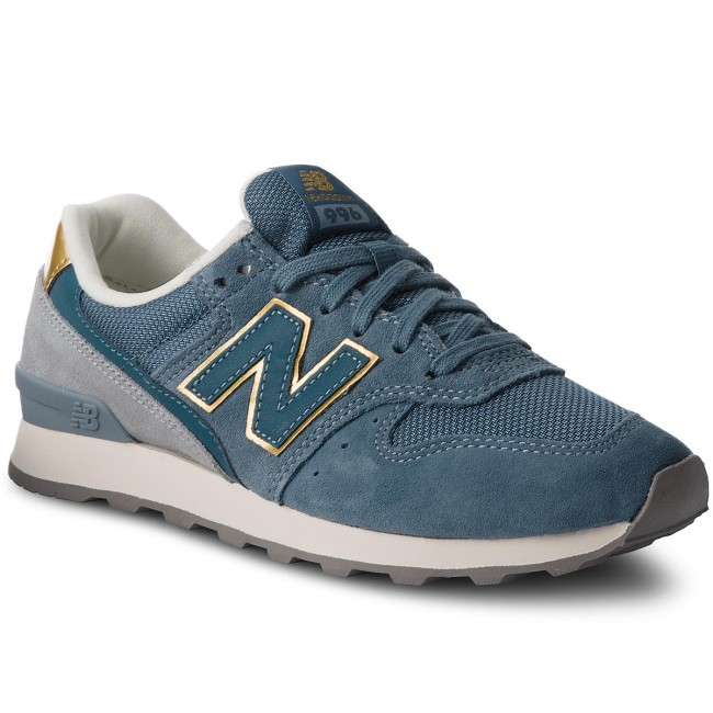 5f161cc8491f Sneakers NEW BALANCE - WR996FLP Navy Blue - Sneakers - Low shoes ...