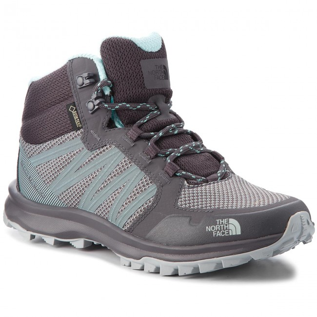 Fastpack Trekker Gtx NORTH THE Litewave Graphic Mid Boots FACE qOaOgXr