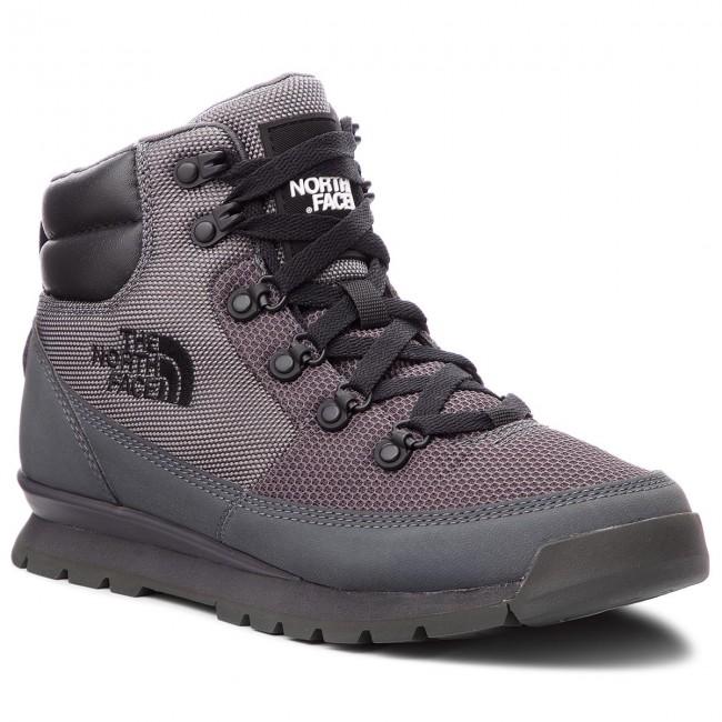 Trekker Boots THE NORTH FACE. Back To Berkeley Redux Remtlz Mesh T93RRW5QT  Blackened Pearl Tnf Black 1911dd560d