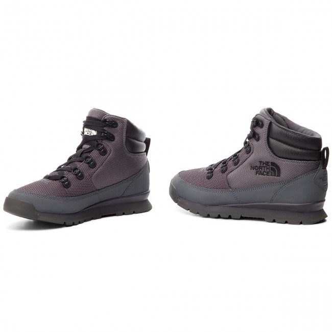 Trekker Boots THE NORTH FACE - Back To Berkeley Redux Remtlz Mesh T93RRW5QT  Blackened Pearl  7a8acdf765