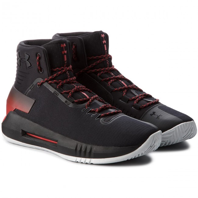 c46ad9574dc Shoes UNDER ARMOUR - Ua Drive 4 3020225-001 Blk - Basketball - Sports shoes  - Men's shoes - efootwear.eu