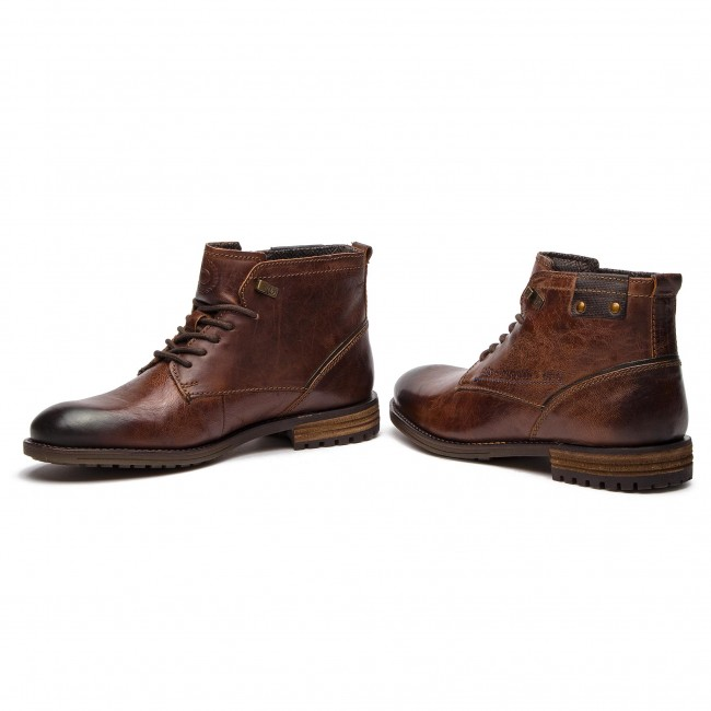 Boots BUGATTI - 321-60132-3200-6100 Dark Brown - Boots - High boots ... 51bfd14af9