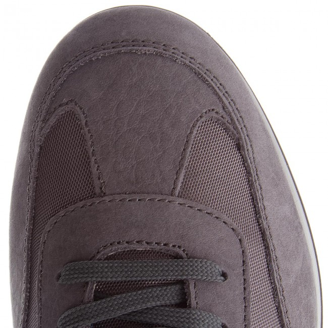 U722fb Sneakers 02211 B Geox Anthracite U Clemet C9004 WEDHY29I