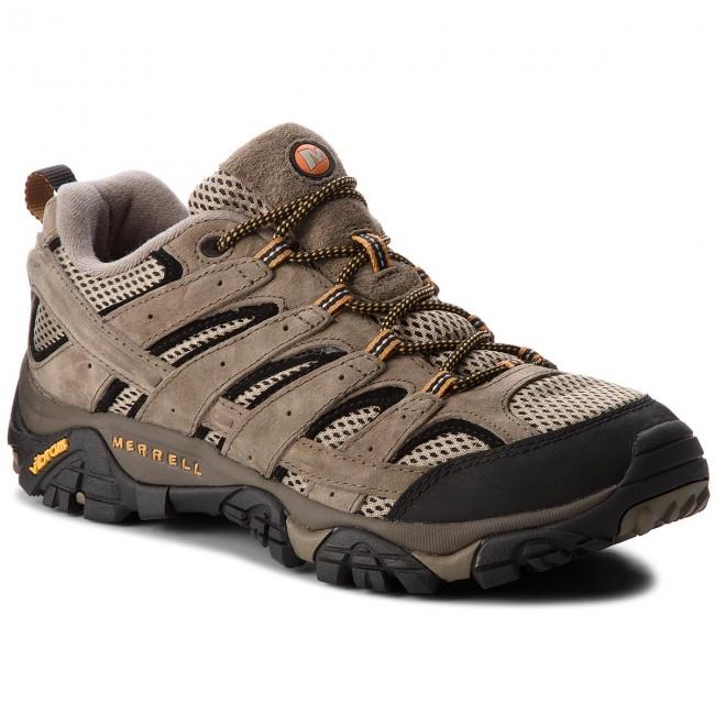 bb3362114 Trekker Boots MERRELL - Moab 2 Vent J598231 Pecan - Trekker boots ...