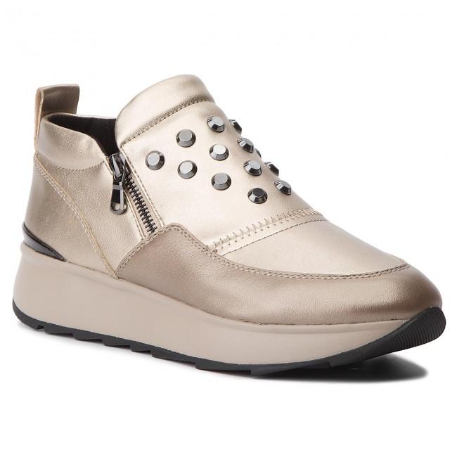 56b3cfa65cbb Sneakers GEOX - D Gendry A D745TA 0BVNF CB500 Champagne - Sneakers ...
