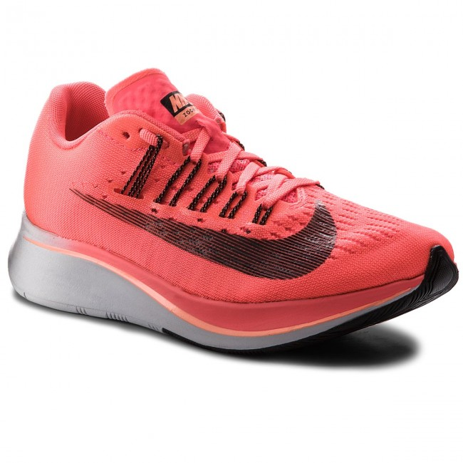 finest selection 1fd6c 193a2 Shoes NIKE. Zoom Fly 897821 600 Hot Punch Black Crimson Pulse